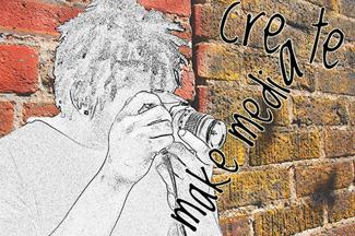 Make/Create Media, Photo Credit Theresa Redmond